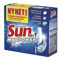 SUN ALT I 1 EXTRAPOWER TABLETTER PAKKE A 46 STK
